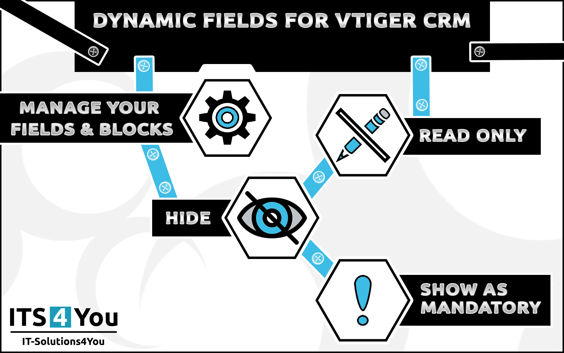 CRM vtiger extension | Dynamic Fields 4 You