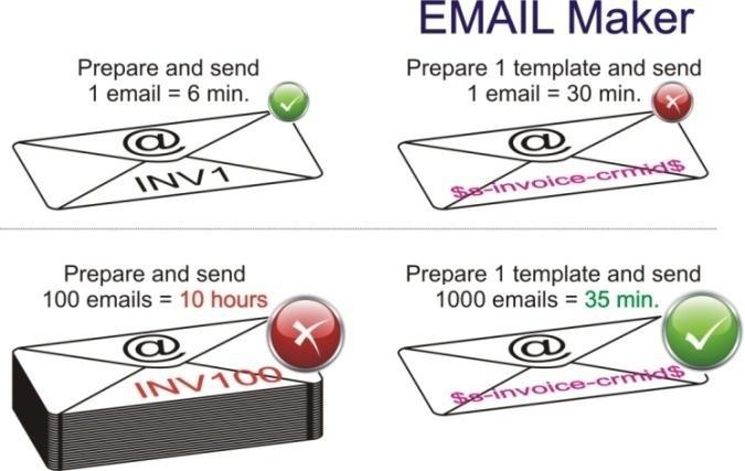 Email Maker for vtiger CRM