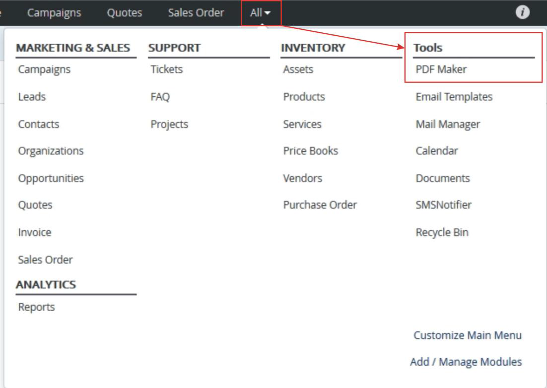 2.1 create the simple pdf template, Invoice examples